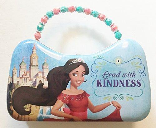 "Disney Elena of Avalor Tin Purse ~ "" Lead with Kindness"""