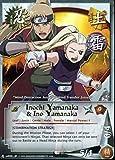 Naruto Card - Inochi Yamanaka & Ino Yamanaka 050 - Quest For Power - Rare - 1st Edition