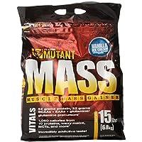 Mutant Mass Gainers 15 Lb, Vanilla Ice Cream