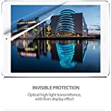 Saco Ultra Clear Glossy HD Screen Guard Scratch Protector For IBall Slide Gorgeo 4GL Tablet
