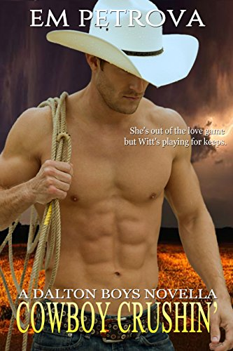 T.G.I.F! Finally, it's Friday – Kickoff your weekend with a great book found in today's Kindle Daily Deals!  Don't miss Em Petrova's steamy Cowboy Crushin' (The Dalton Boys Book 3)