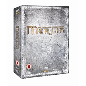 Merlin DVD Box Set Season 4
