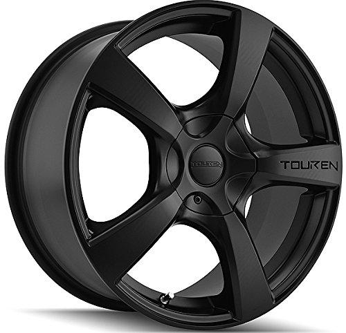 Touren TR9 3190 Wheel with Matte Black Finish (16×7″/5x110mm)