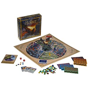 Click to buy The Hobbit Board Game from Amazon!
