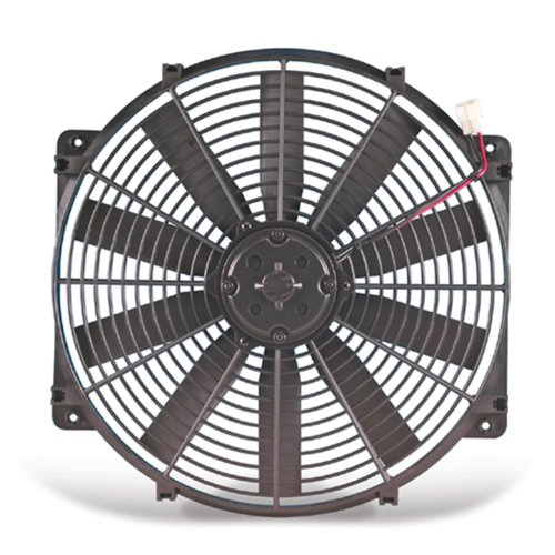 Flex-a-lite 116 Black 16″ Trimline Fan (reversible)