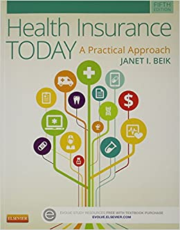 Health Insurance Today - Text, Workbook and Virtual