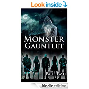 monster gauntlet book