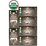 Pride Of India - Organic Oolong Tea, 25 Count (6-Pack)