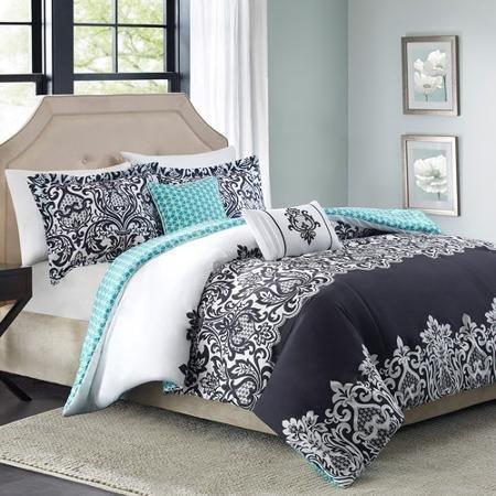 Amazon Full Sized Bed Black Sheets