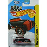 Hot Wheels 2014 Test Facility Hw Off Road Rip Rod Black/Red 120/250