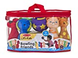 Melissa & Doug K's Kids Bowling Friends Set