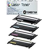 Toner Tap Premium Compatibles For Samsung CLP-360 CLP-365 CLP-365W CLX-3305FW CLX-3305W CLX-3305FN CLT-K406S CLT-C406S...