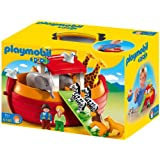 Playmobil - 1.2.3 My Take Along - NOAH'S ARK