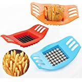 Generic Vegetable Potato Slicer Cutter Tool Chopper Chips Kitchen Accessories