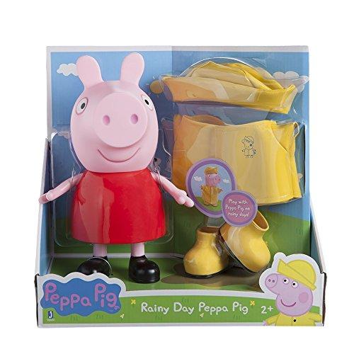 Peppa Pig Rainy Day Doll i