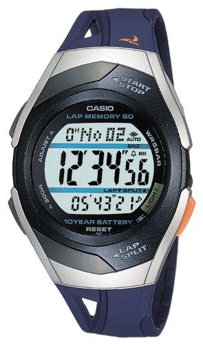 [カシオ]CASIO 腕時計 PHYS フィズ ランナーウォッチ LAP MEMORY60 TOUGH BATTERY10 STR-300J-2AJF