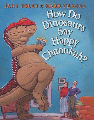 How Do Dinosaurs Say Happy Chanukah?