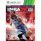 NBA 2K15 - Xbox 360 (NTSC)