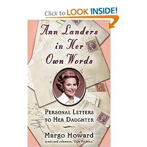 Ann Landers in Her Own Words cover