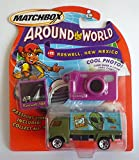 2003 Matchbox Around The World Collection # 11 Roswell, New Mexico Billboard Truck