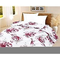 Lali Prints Luxury Pink Quilt A.C Blanket Single Bed Size Dohar