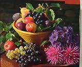 Big Ben 300 Piece Jigsaw Puzzle From Milton Bradley By Hasbro: Seasonal Fruit & Flower Still Life