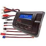B680 Ac Car Dual Power (6 Amps, 80 Watts): Li Po, Li Ion, Li Fe, Ni Cd, Ni Mh Ac/Dc Balancing Battery Charger...