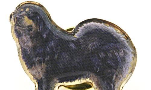 75犬種ピンバッヂ No.37 チベタン・マスティフ