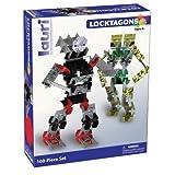 Lauri Toys Boy Set Locktagons Toy 100-Piece