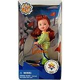 Barbie - Kelly Club Doll Skier Lorena Winter Olymic Games Salt Lake 2002