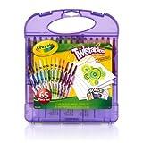 Crayola Mini Twistable Crayons And Paper Set, 25-Crayons
