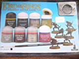 Lord of the Rings Paint Set - LOTR - Games Workshop Miniatures - Citadel