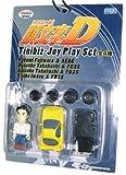 Initial D Keisuke Takahashi & FD3S Car Play Set