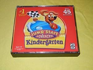 516xYX12c%2BL. SX300  - Jumpstart Advanced Kindergarten