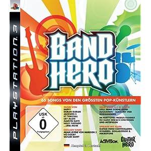 Band Hero - Software PS3