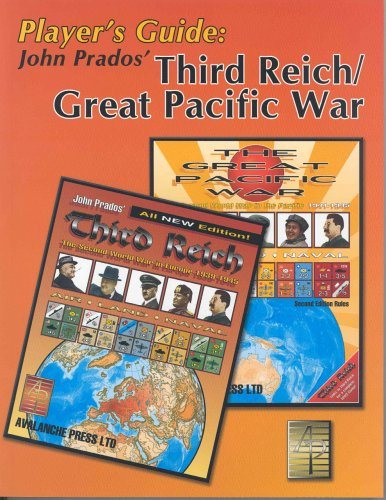 Third Reich/Great Pacific War Player's Guide