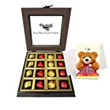 Signature Collection Of Wrapped Chocolates And Truffles With Sorry Card - Chocholik Luxury Chocolates