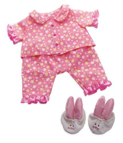 Manhattan Toy Baby Stella Goodnight Pajama Set Baby Doll Clothing