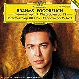 Pieces (8) op.76 Brahms