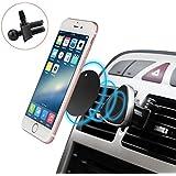 Budget&Good® Universal Car Magnetic Holder Air Vent Mount Car Mobile Phone Holder 360°Adjustable Rotating Air...