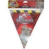 Jurassic Park III Flag Banner (1ct)