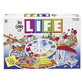 Click to search for Game of Life board games on Amazon!