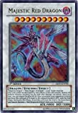 YuGiOh 5D's Absolute Powerforce Single Card Majestic Red Dragon ABPF-EN040 Ultra Rare