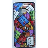 FCS Designer Back Case For InFocus Bingo 50 With Print In Glossy Finish Design-4