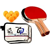 Dhupar Products Wood Table Tennis Set (Dp-Top-G-2)