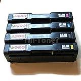 TM-toner Remanufacturing 4 TONER Cartridges For Ricoh Model SP C250DN SPC250sf SPC250DN C250sf Printer 407539...