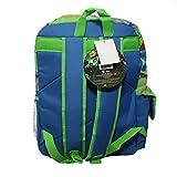 Ruz TMNT Movie Backpack Bag - Not Machine Specific