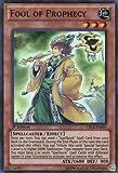 Yu-Gi-Oh! - Fool of Prophecy (CBLZ-EN035) - Cosmo Blazer - 1st Edition - Super Rare
