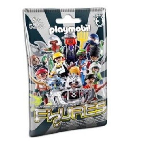 Playmobil Figure Boys Series 3