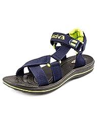 DK Derby Kohinoor Gray MeshTextile Floater Sandals